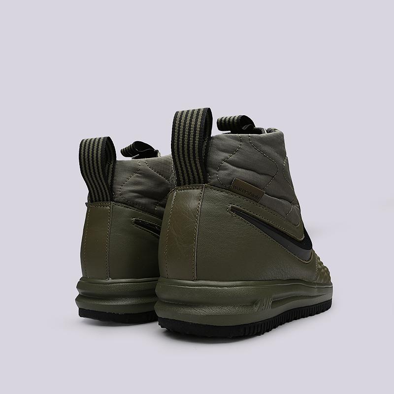 f057fead мужские зеленые ботинки nike lf1 duckboot `17 916682-202 - цена, описание,