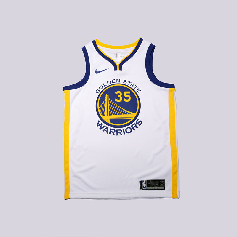 Майка Nike Kevin Durant Association Edition Swingman JerseyБезрукавки<br>Полиэстер<br><br>Цвет: Белый<br>Размеры US: 2XL;XL;L;M;S<br>Пол: Мужской