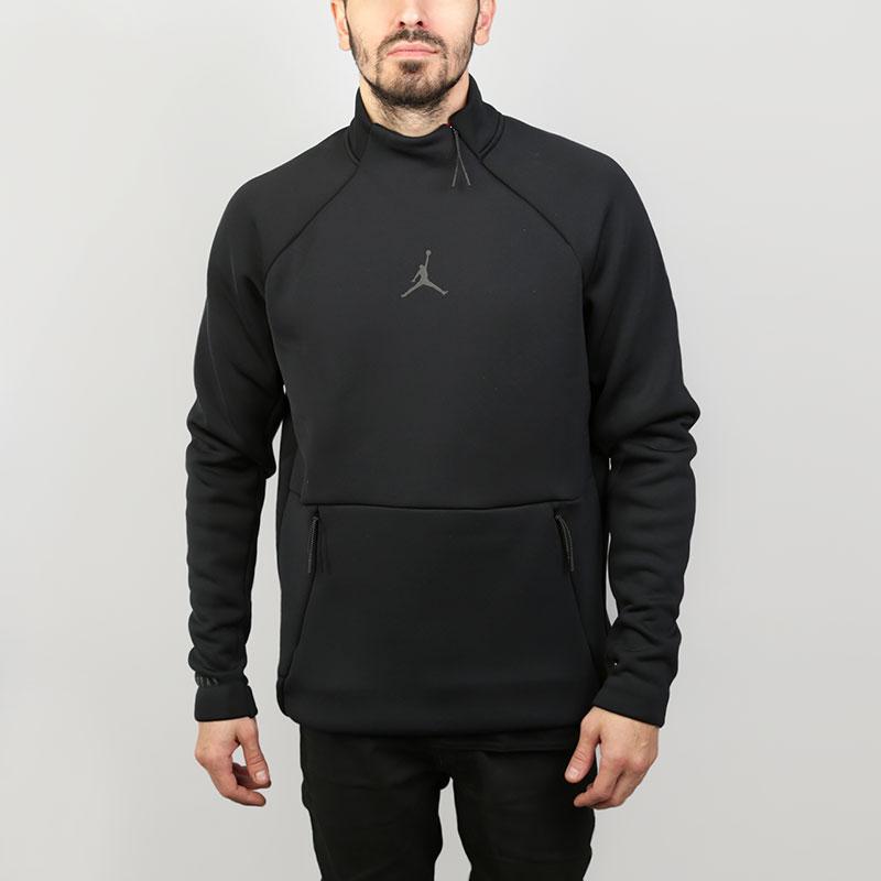 Толстовка Jordan 23 Tech Therma Sphere Max POТолстовки свитера<br>Полиэстер, эластан<br><br>Цвет: Черный<br>Размеры US: 2XL<br>Пол: Мужской