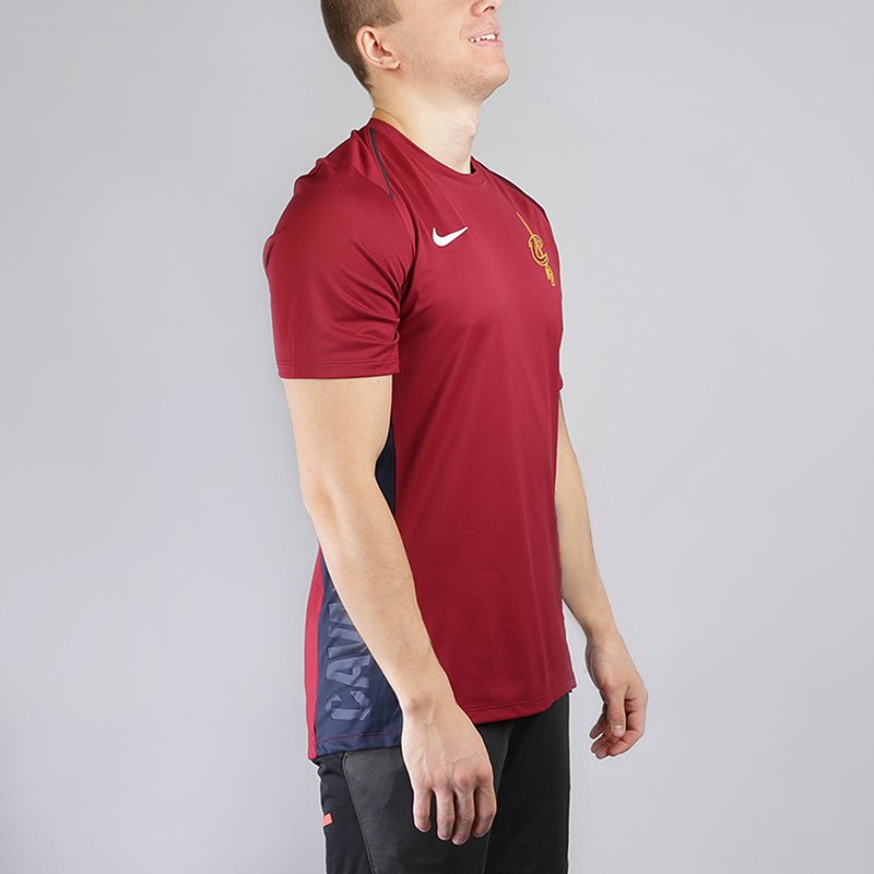 Футболка Nike Cleveland Cavaliers Hyper Elite Short-Sleeve NBA Top фото