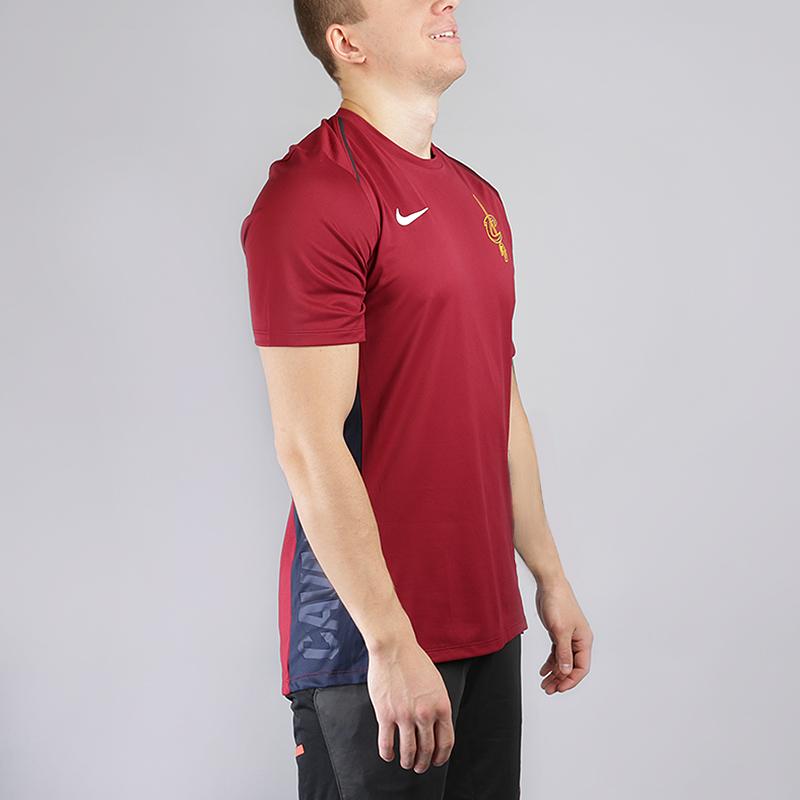 Футболка Nike Cleveland Cavaliers Hyper Elite Short-Sleeve NBA TopФутболки<br>100% полиэстер<br><br>Цвет: Бордовый<br>Размеры US: S;M;L;XL;2XL<br>Пол: Мужской