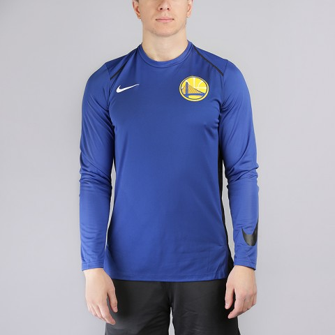 Лонгслив Nike Golden State Warriors Hyper Elite Long-Sleeve NBA Top