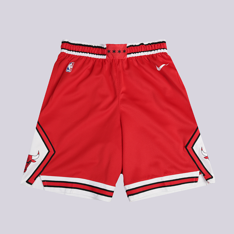Шорты Nike Chicago Bulls Icon Edition Swingman NBA Shorts