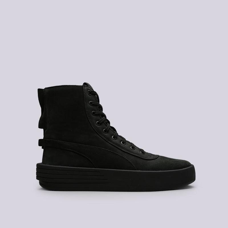 1177eab769e9fd мужские черные кроссовки puma puma xo parallel 36503902 - цена, описание,  фото 1