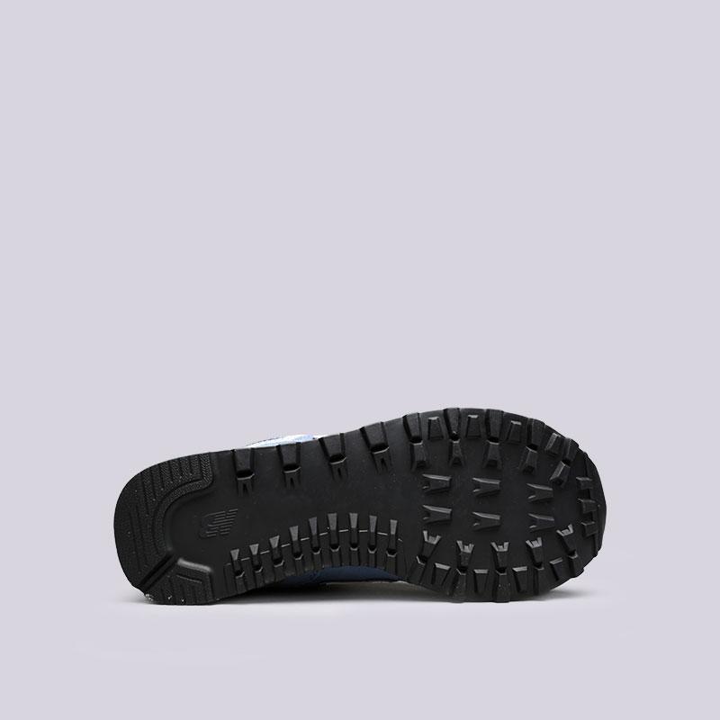 Женские кроссовки 574 от New Balance (WL574CC B) оригинал - купить по цене  5990 руб. в ... e359c285857e4