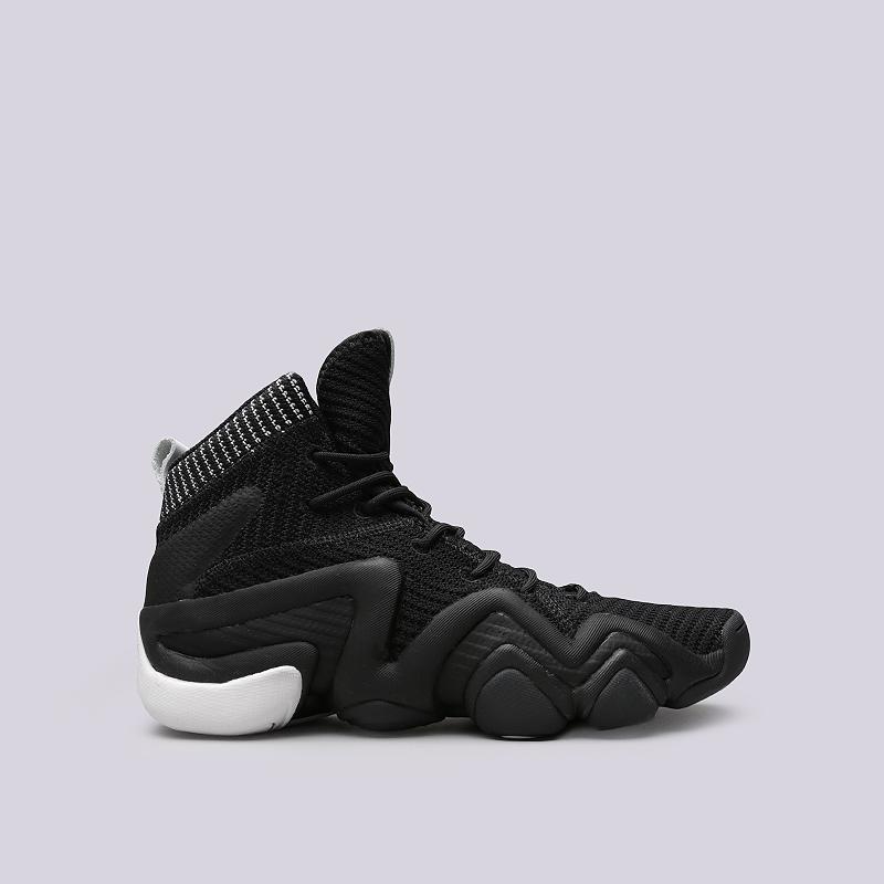 Кроссовки adidas Crazy 8 ADV PKКроссовки баскетбольные<br>Текстиль, резина<br><br>Цвет: Черный<br>Размеры UK: 7;7.5;9;10<br>Пол: Мужской