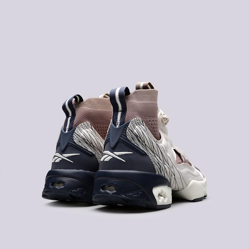 f8cfa29b1ecc1f мужские бежевые кроссовки reebok instapump fury og ultk tl BS8160 - цена,  описание, фото