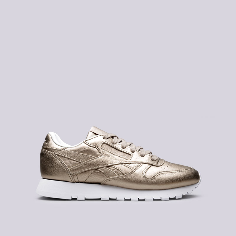 0db002d17d6 Кроссовки Reebok Classic Leather Melted Metal