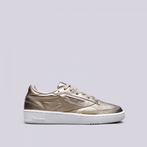 Кроссовки Reebok Club C 85 Melted Metal