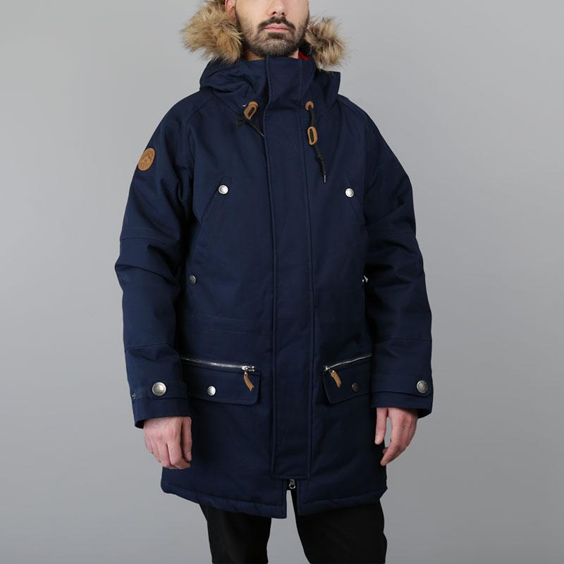 Куртка Запорожец heritage AlaskaКуртки, пуховики<br>Хлопок, полиэфир<br><br>Цвет: Синий<br>Размеры : S;M;L<br>Пол: Мужской