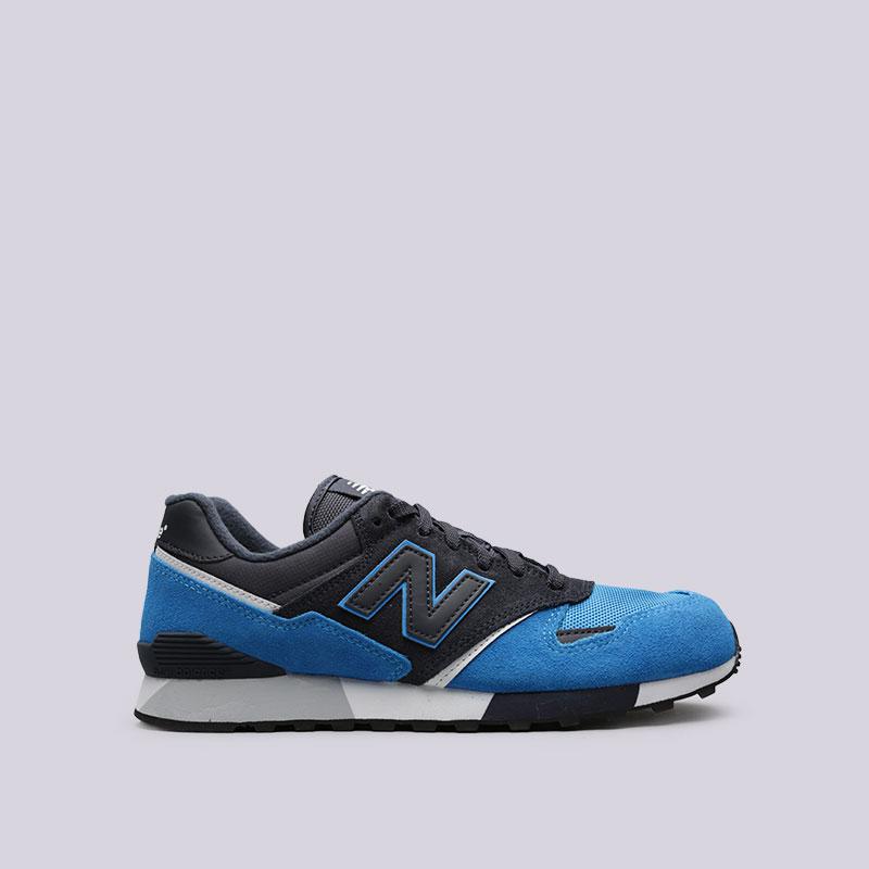 мужские синие кроссовки new balance u446lbw U446LBW D - цена, описание,  фото 1 34662bdc0cf