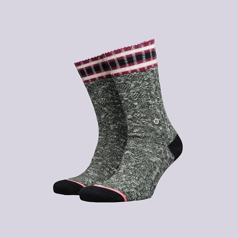 женские зелёные  носки stance marlow W534C17MAR- - цена, описание, фото 1