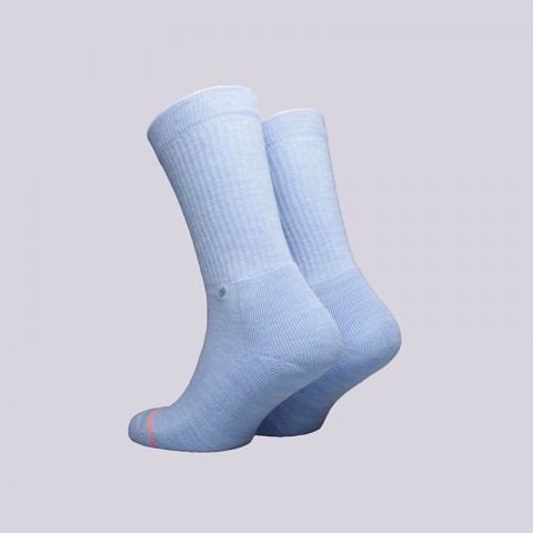 женские голубые  носки stance uncommon classic W556C17UNC-PURP - цена, описание, фото 2