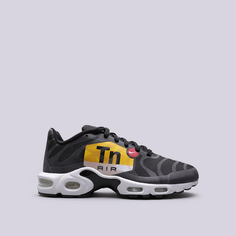 Кроссовки Nike Air Max Plus NS GPXКроссовки lifestyle<br>Пластик, текстиль, резина<br><br>Цвет: Черный<br>Размеры US: 6;6.5;7;7.5;8;8.5;9;9.5;10;10.5;11;12