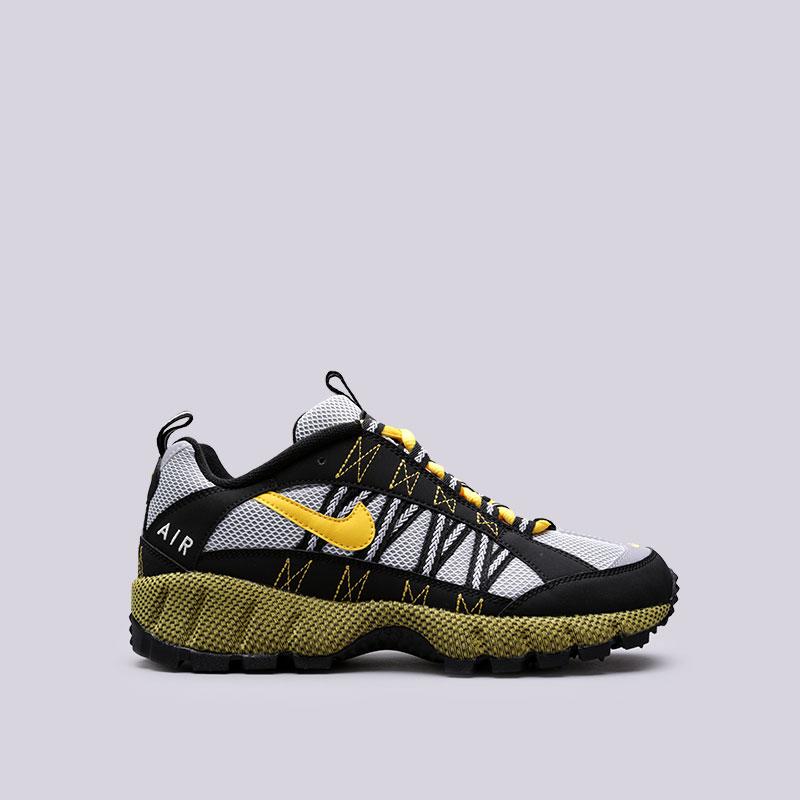Кроссовки Nike Air Humara 17Кроссовки lifestyle<br>Синтетика, текстиль, резина<br><br>Цвет: Черный<br>Размеры US: 7;7.5;8;9.5;10;10.5;11;12<br>Пол: Мужской