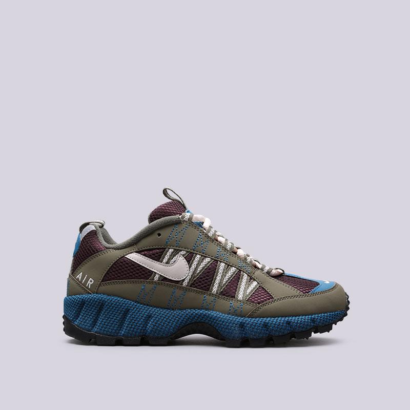 Кроссовки Nike Air Humara 17Кроссовки lifestyle<br>Синтетика, текстиль, резина<br><br>Цвет: Зелёный<br>Размеры US: 7.5;8;9;11;11.5;13<br>Пол: Мужской
