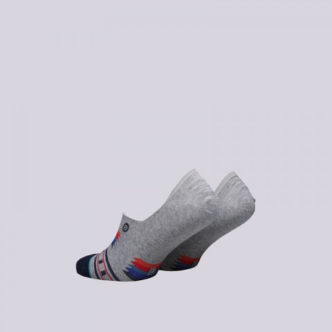 мужские серые  носки stance alum low M115C17ALU- - цена, описание, фото 2