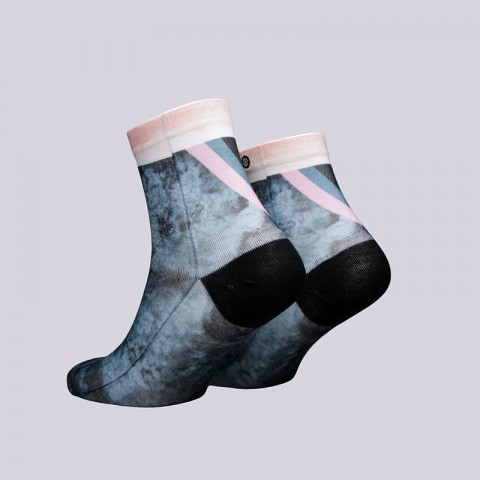женские мультиколор  носки stance collapsar W315C17COL- - цена, описание, фото 2