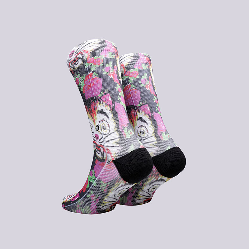 Носки Stance Cat Man Do High Boy