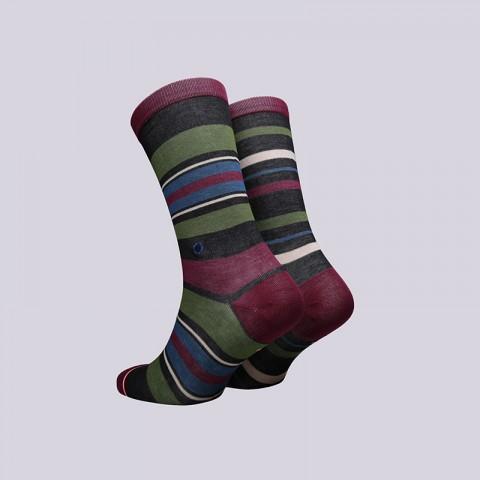 женские мультиколор  носки stance latitude crew W515C17LAT- - цена, описание, фото 2