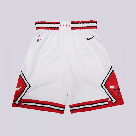 Шорты Nike Chicago Bulls Association Edition Swingman NBA Shorts