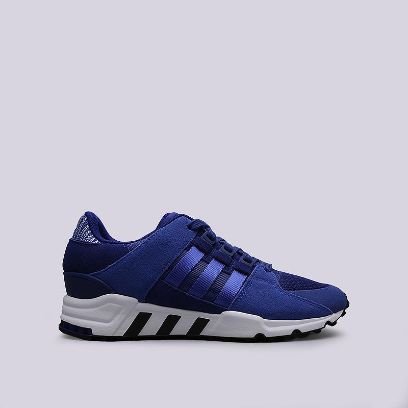 Кроссовки adidas EQT Support RFКроссовки lifestyle<br>Кожа, текстиль, резина<br><br>Цвет: Синий<br>Размеры UK: 7;7.5;8;8.5;9;9.5;10;10.5;11;11.5<br>Пол: Мужской
