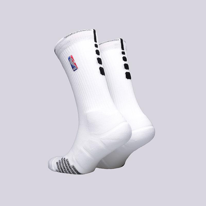 7d8c65b9 мужские белые носки nike nba grip quick crew SX5991-104 - цена, описание,