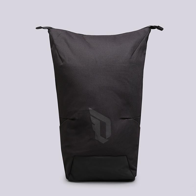 Рюкзак adidas Lillard BPСумки, рюкзаки<br>Хлопок, полиэстер<br><br>Цвет: Черный<br>Размеры UK: OS