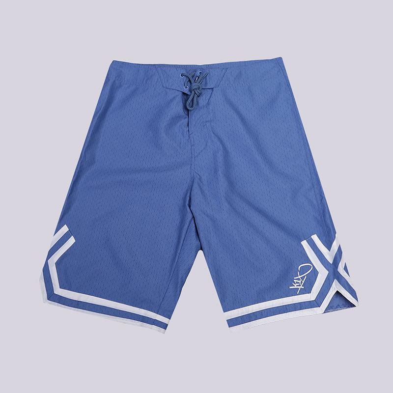 Шорты K1X Double BoardshortsШорты<br>100% полиэстер<br><br>Цвет: Голубой<br>Размеры US: L<br>Пол: Мужской