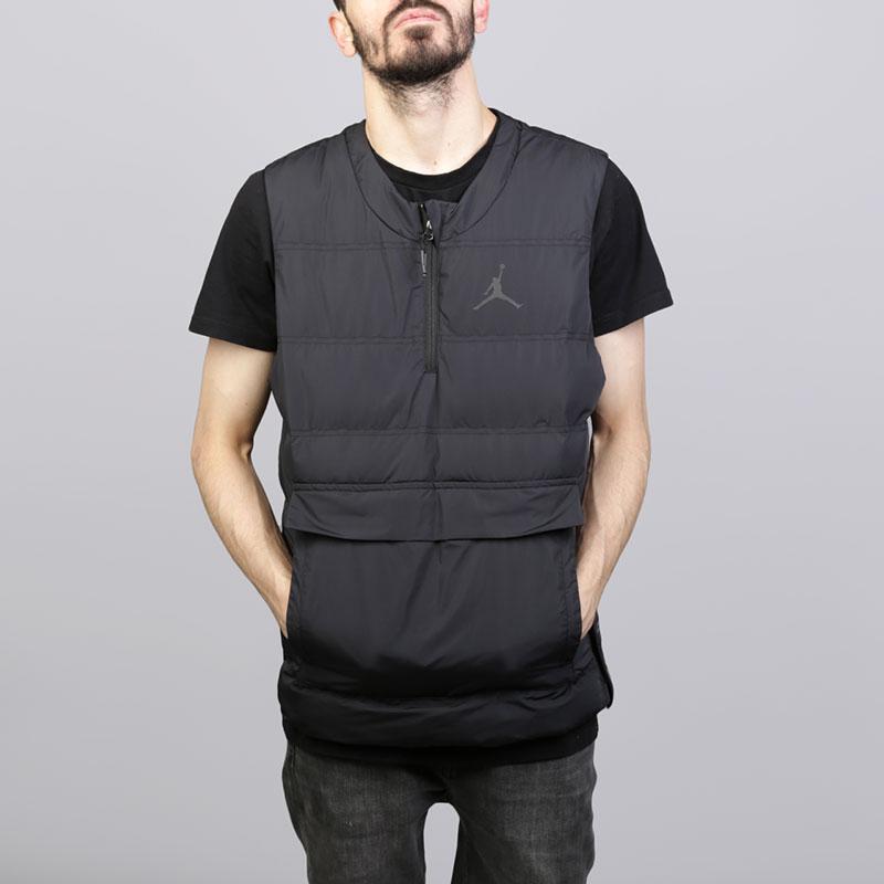 Жилет Jordan 23 Tech VestКуртки, пуховики<br>Полиэстер,<br><br>Цвет: Черный<br>Размеры US: S;M;L;XL;2XL<br>Пол: Мужской
