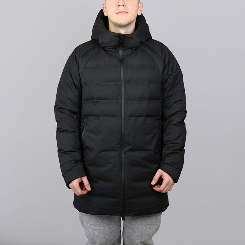 Куртка Jordan AeroLoft HD ParkaКуртки, пуховики<br>Полиэстер<br><br>Цвет: Черный<br>Размеры US: S;M;L;XL;2XL<br>Пол: Мужской