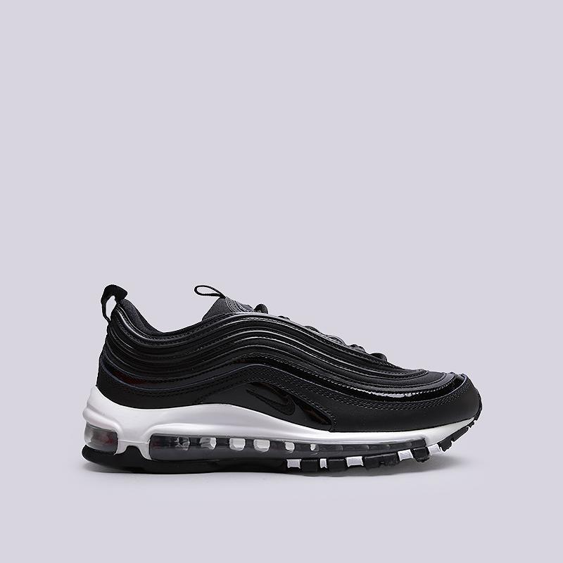 Кроссовки Nike WMNS Air Max 97 PRMКроссовки lifestyle<br>Текстиль, резина<br><br>Цвет: Черный<br>Размеры US: 6.5;8;9<br>Пол: Женский