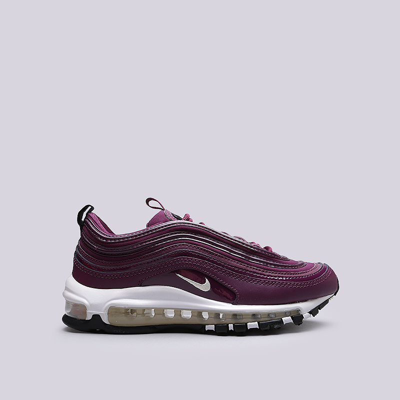 Кроссовки Nike WMNS Air Max 97 PRMКроссовки lifestyle<br>Текстиль, резина<br><br>Цвет: Фиолетовый<br>Размеры US: 6;6.5;7;7.5;8.5<br>Пол: Женский