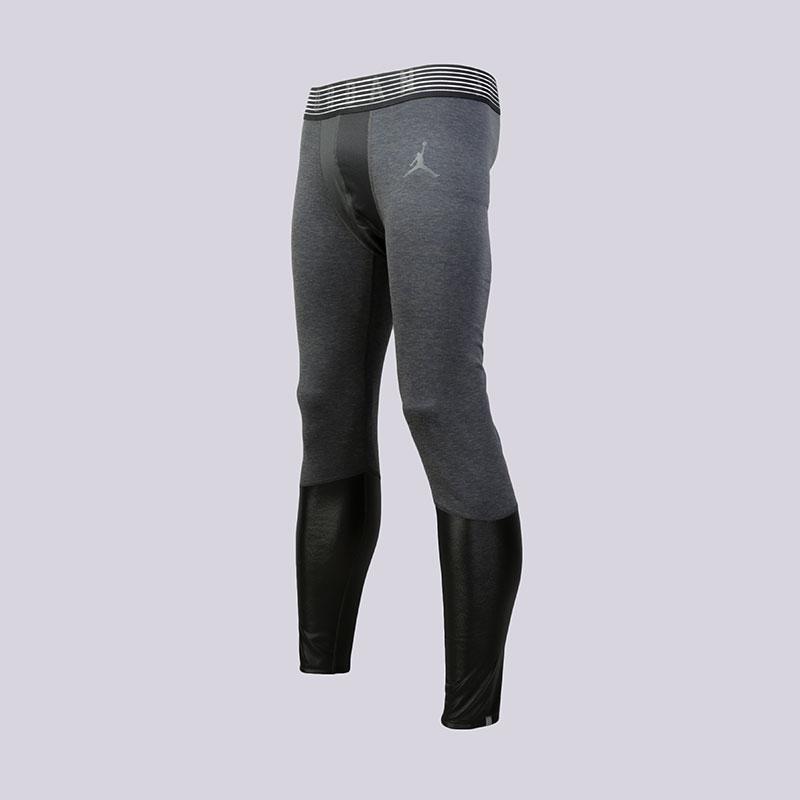 Тайтсы Jordan 23 Tech Warm Training TightsКомпрессионное белье<br>Полиэстер, эластан<br><br>Цвет: Серый<br>Размеры US: S;M;L;2XL<br>Пол: Мужской