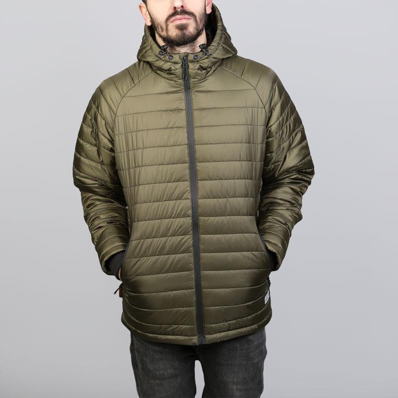 Куртка K1X Core Sprint JacketКуртки, пуховики<br>Полиэстер<br><br>Цвет: Зелёный<br>Размеры US: M<br>Пол: Мужской