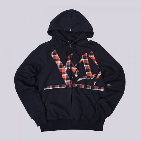 Толстовка K1X Wrap Around Check Hoody