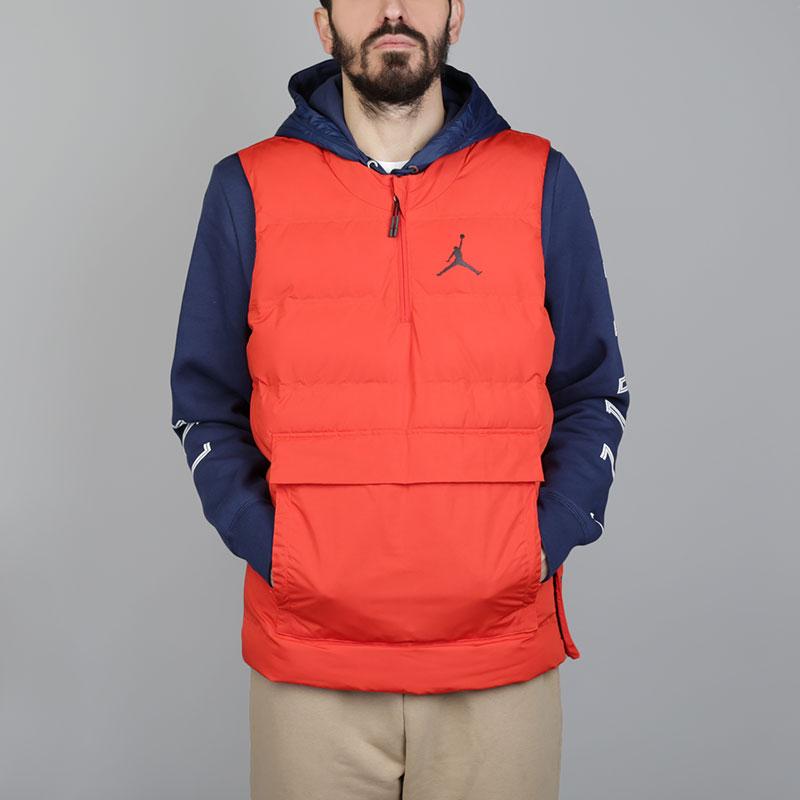 Жилет Jordan 23 Tech Training VestКуртки, пуховики<br>Полиэстер<br><br>Цвет: Оранжевый<br>Размеры US: S;M;L;XL;2XL<br>Пол: Мужской