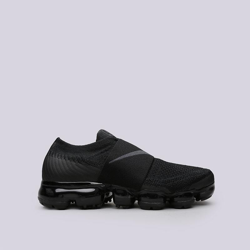 Кроссовки Nike WMNS Air VaporMax Flyknit FK MocКроссовки lifestyle<br>Текстиль, резина, пластик<br><br>Цвет: Черный<br>Размеры US: 6;6.5;7;7.5;8;8.5;9<br>Пол: Женский