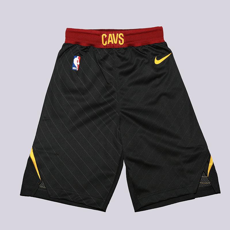 Шорты Nike Cleveland Cavaliers Statement Edition AuthenticШорты<br>100% полиэстер<br><br>Цвет: Черный<br>Размеры US: 30;34;38;42;46;50<br>Пол: Мужской
