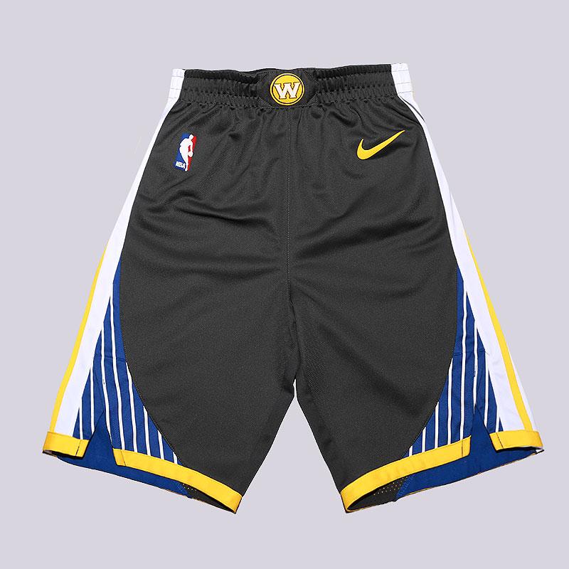 Шорты Nike Golden State Warriors Statement Edition AuthenticШорты<br>100% полиэстер<br><br>Цвет: Серый<br>Размеры US: 30;34;38;42;46<br>Пол: Мужской