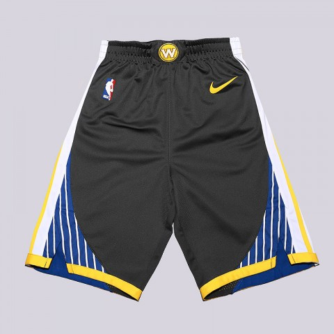 Шорты Nike Golden State Warriors Statement Edition Authentic