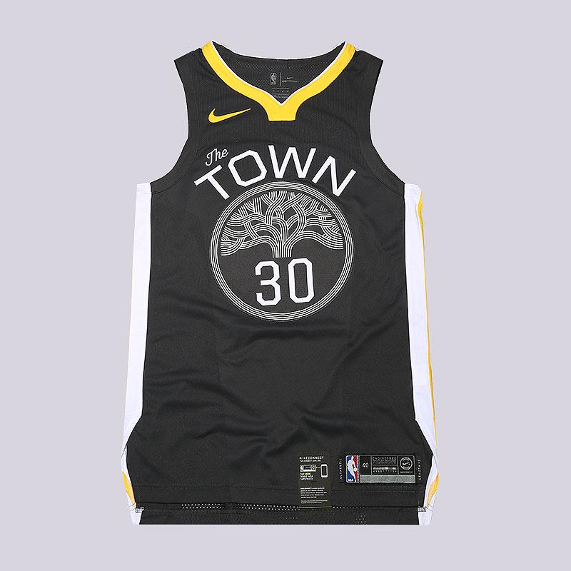 Майка Nike Stephen Curry Statement Edition AuthenticБезрукавки<br>100% полиэстер<br><br>Цвет: Серый<br>Размеры US: 40;44;48;52;56;58<br>Пол: Мужской