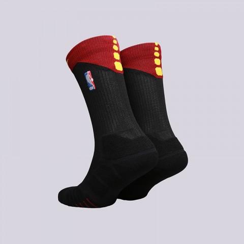 мужские черные  носки nike elite quick crew SX6361-019 - цена, описание, фото 2