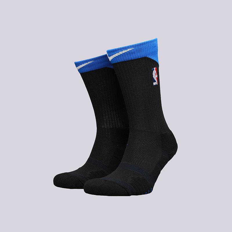 Носки Nike Elite Quick CrewШарфы<br>Полиэстер, нейлон, хлопок, эластан<br><br>Цвет: Черный<br>Размеры US: M;L;XL<br>Пол: Мужской