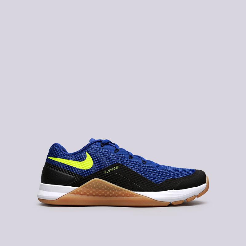 Кроссовки Nike Metcon Repper DSXКроссовки lifestyle<br>Пластик, текстиль, резина<br><br>Цвет: Синий<br>Размеры US: 8;8.5;9;9.5;10;10.5;11;11.5;12<br>Пол: Мужской