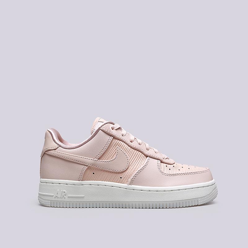 Кроссовки Nike WMNS Air Force 1 07 LXКроссовки lifestyle<br>Кожа, текстиль, резина<br><br>Цвет: Розовый<br>Размеры US: 6;6.5;7;7.5;8.5<br>Пол: Женский