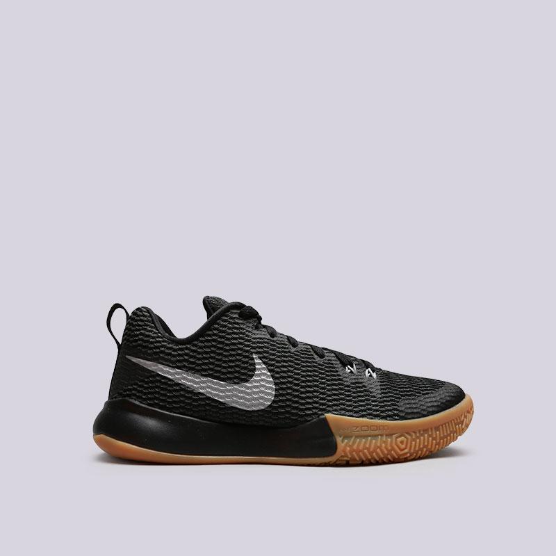 Кроссовки Nike Zoom Live IIКроссовки баскетбольные<br>Текстиль, пластик, резина<br><br>Цвет: Черный<br>Размеры US: 8;8.5;9;9.5;10;10.5;11;11.5;12;12.5;13;13.5<br>Пол: Мужской