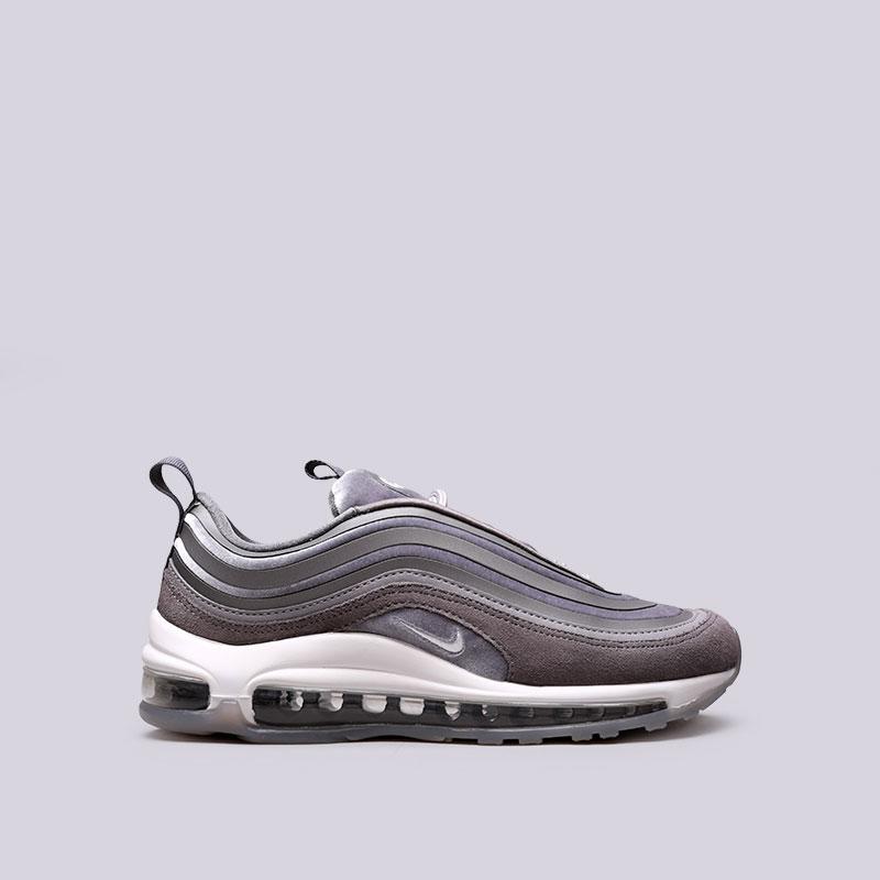 Кроссовки Nike WMNS Air Max 97 UL 17 LXКроссовки lifestyle<br>Текстиль, пластик, резина<br><br>Цвет: Серый<br>Размеры US: 6;7.5;8;8.5;9<br>Пол: Мужской