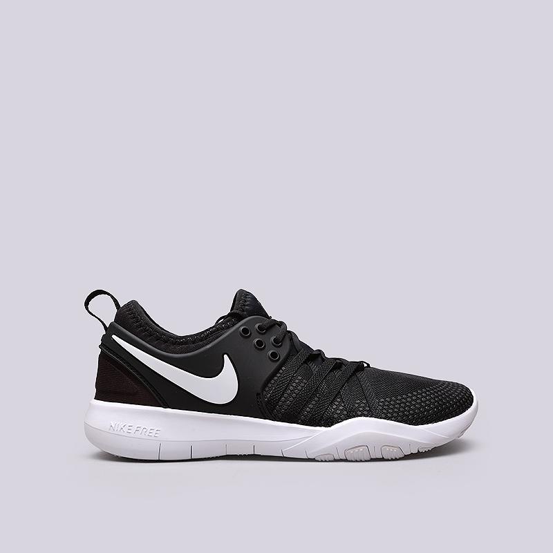Кроссовки Nike WMNS Free TR 7Кроссовки lifestyle<br>Текстиль, резина, пластик<br><br>Цвет: Черный<br>Размеры US: 5.5;6;6.5;7;7.5;8;8.5;9<br>Пол: Женский