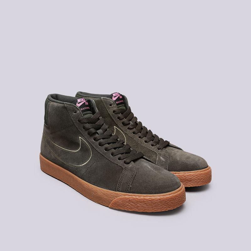 Фото Кроссовки Nike SB SB Zoom Blazer Mid. Купить в РФ